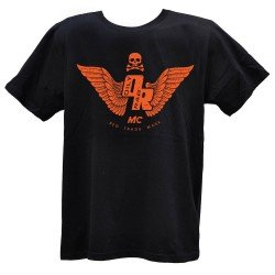 OILY RAG OR-67 Motorcycle club oily rag tee shirt chez KS MOTORCYCLES